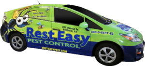 Organic Pest Control NYC's car